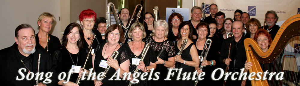 Song of the Angels Flute Orchestra